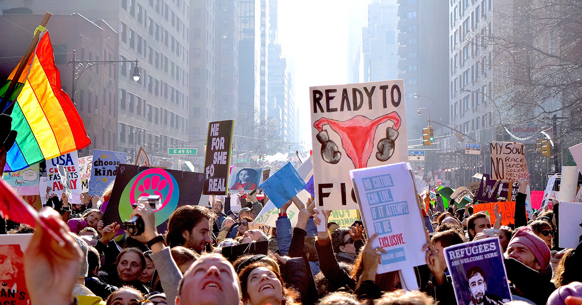 Womens March Activism 1200x628
