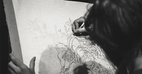Sketching 600x314